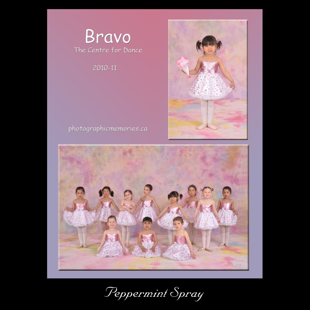 Bravo Dancing Photography and Video