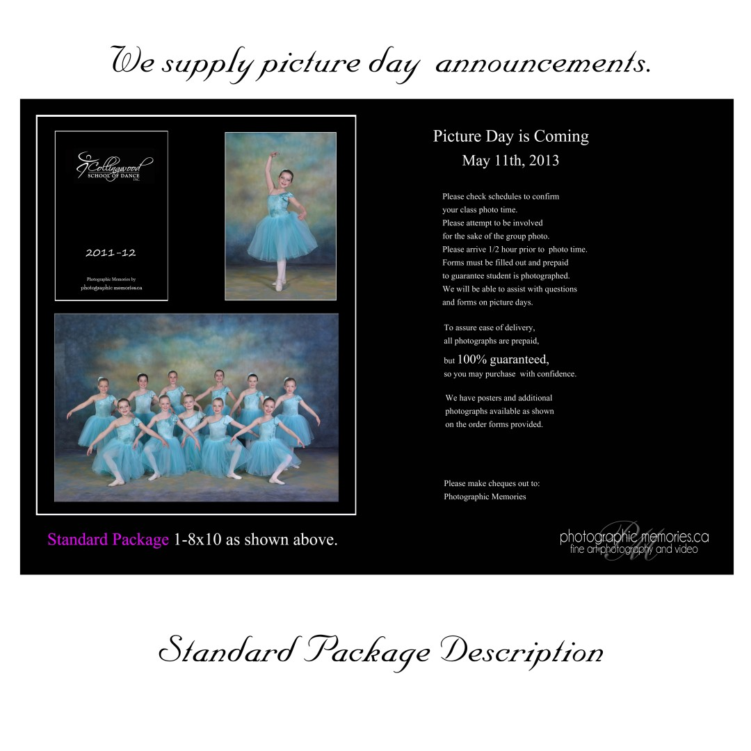 Dance Photography and Video Oakville