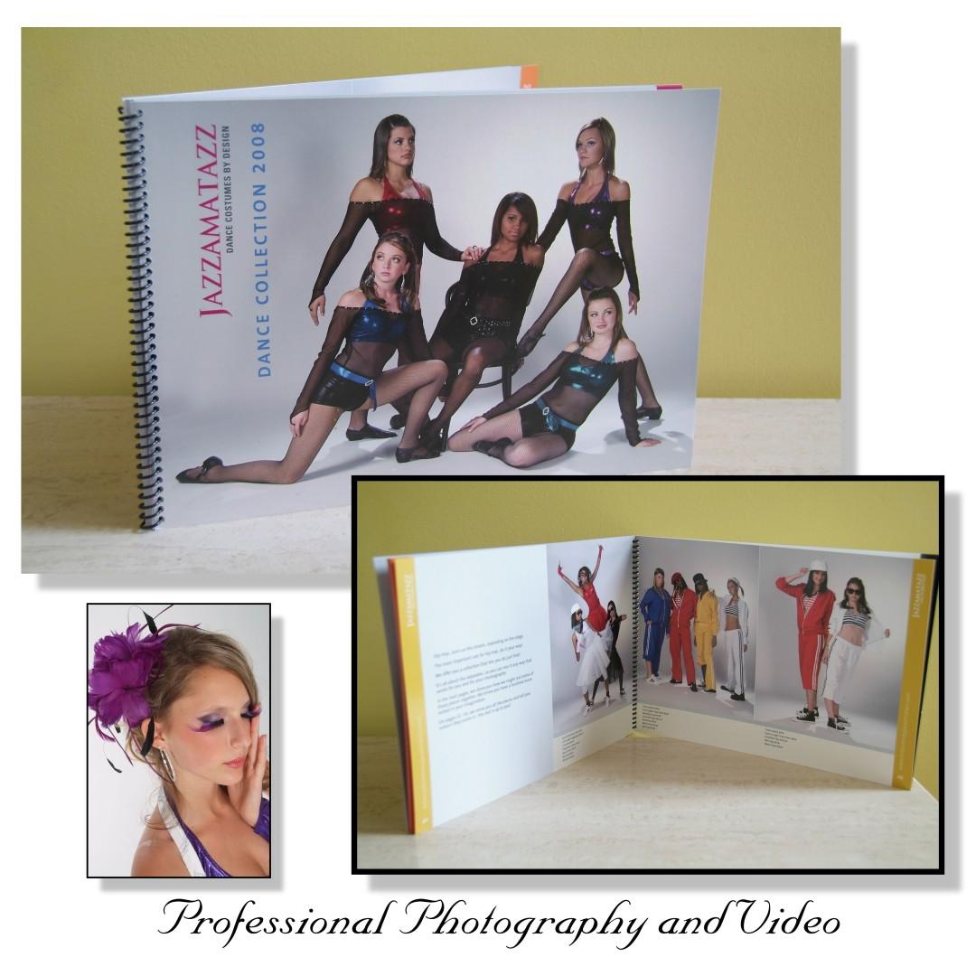 Canadian Dance company photographs