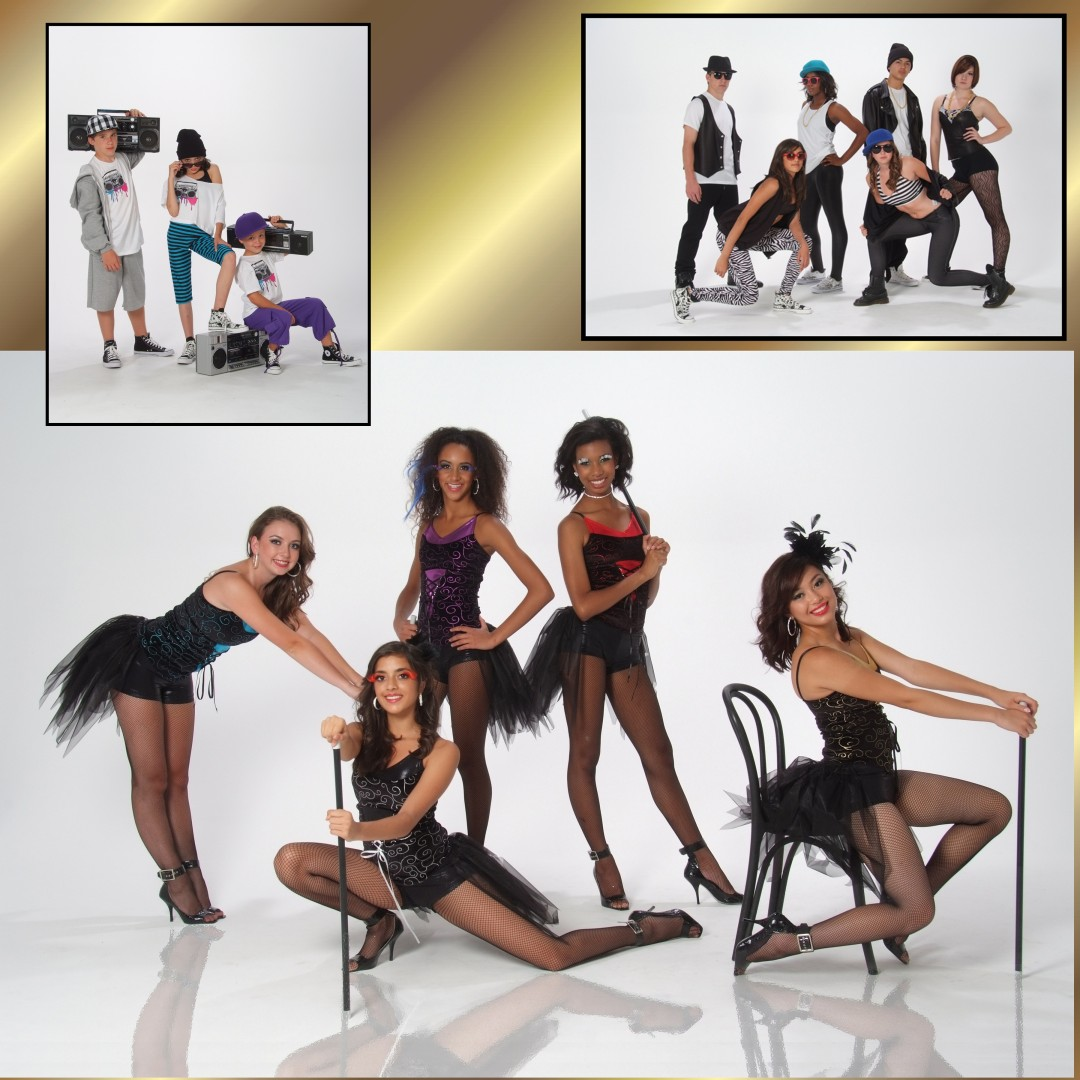 Canadian Dance company photographs and video